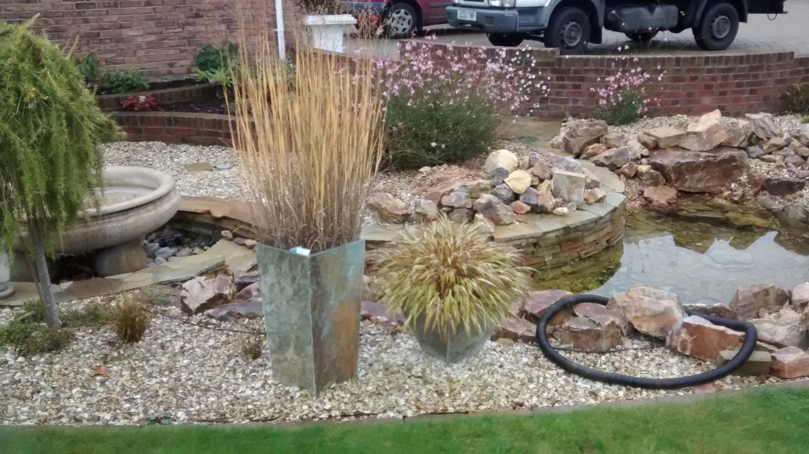 Water Feature Installation Essex