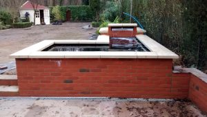 Pond Builder London