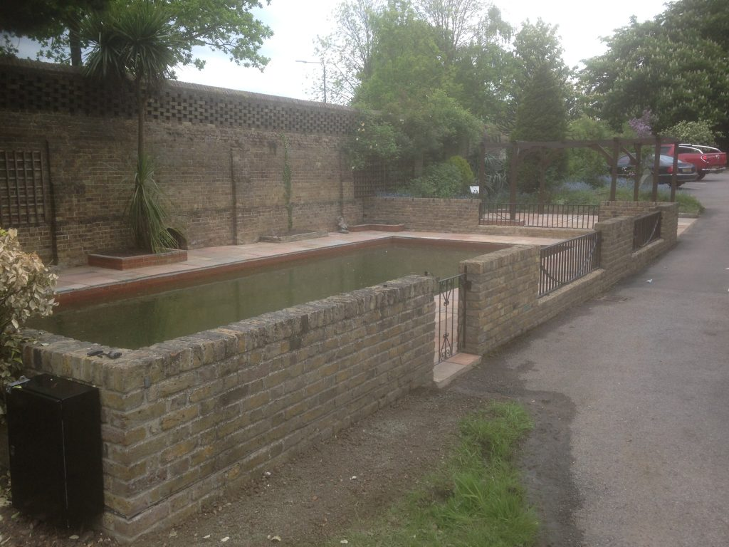 Pond Refurbishment Essex