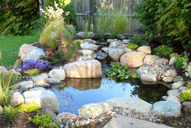 Pond Cleaning in Essex and London